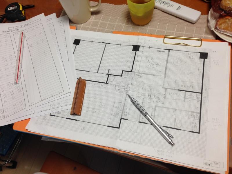 新築収納計画