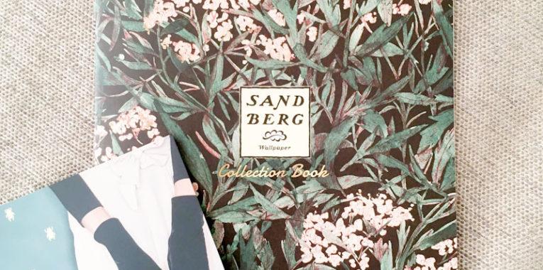 デンマークの壁紙メーカーSANDBERG