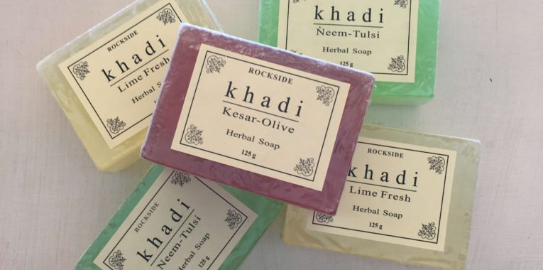 khadi インドの石鹸